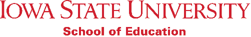 Iowa State School of Education