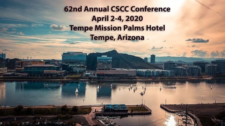 CSCC conference 2020